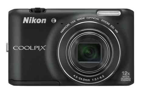 Xcess Trading - Nikon Coolpix S2600 or S6400 Cameras - Save 45%