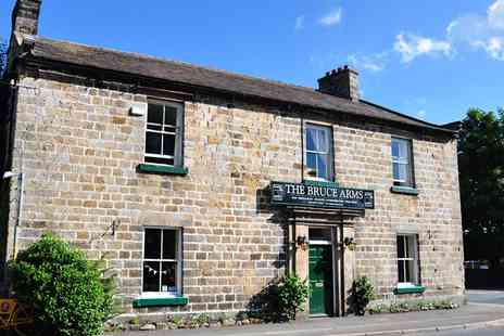 The Bruce Arms - Outstanding Lunch inc Bubbly for Two - Save 52%