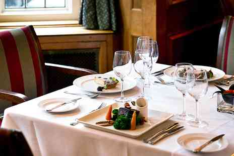 The Stanneylands Hotel - Award Winning Tasting Menu Dinner for two - Save 47%