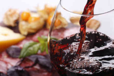 Dionysius Importers - Wine and Cheese Tasting Experience for Two - Save 65%
