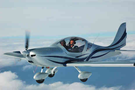 Fly CB - Two Hour Introduction to Flying Course for One - Save 57%