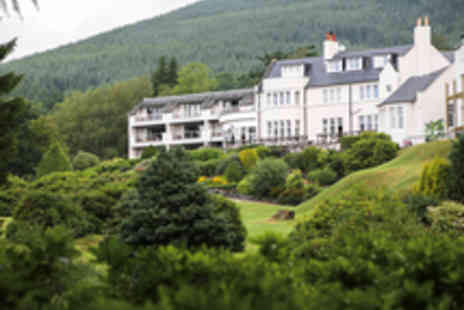 Macdonald Forest Hills Hotel - Tranquil Stay for Two in the Romantic Trossachs - Save 51%