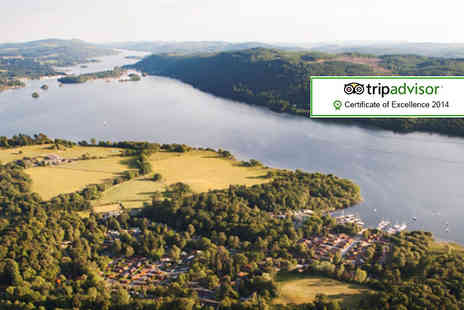 White Cross Bay - Four night weekday Lake Windermere self catered caravan break for up to Four - Save 32%