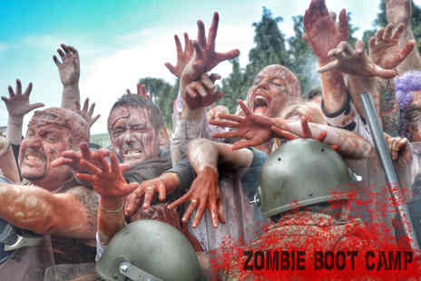 Ram Training -  Zombie School experience day - Save 59%