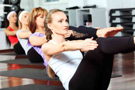 The S Plan - Ten fitness classes with The S Plan - Save 60%