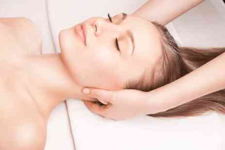 Maschio Hair & Beauty - One hour facial & hot oil massage package - Save 50%