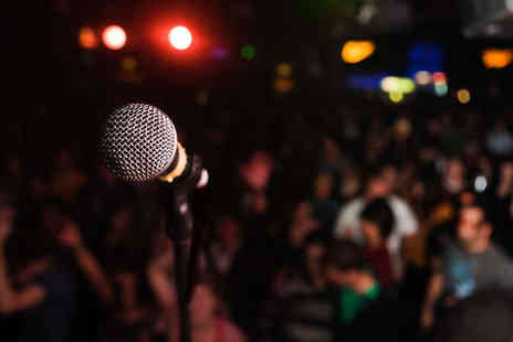 Take the Mike - Two Tickets to Comedy Night - Save 50%