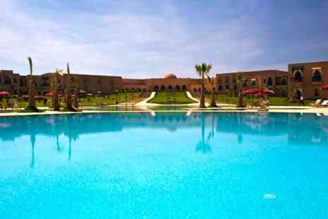 Marrakech Ryads Parc - One Night For two With Breakfast and Cocktail - Save 50%