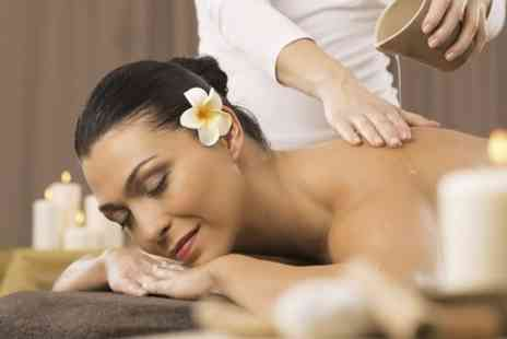 Elegant Hair and Beauty Studio - One Hour Deep Tissue, Relaxation or Full Body Massage - Save 56%