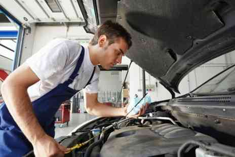 T & M Autocare - Oil and Filter Service Plus Winter Check - Save 74%