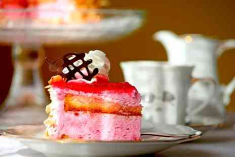 lilypie cafe - Cake and Hot Drink For Two  - Save 51%