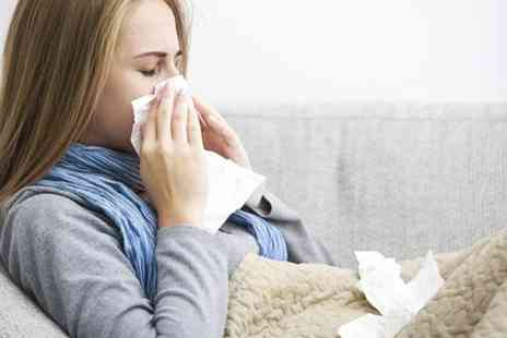 Pall Mall Manchester - Flu Vaccination For One - Save 40%