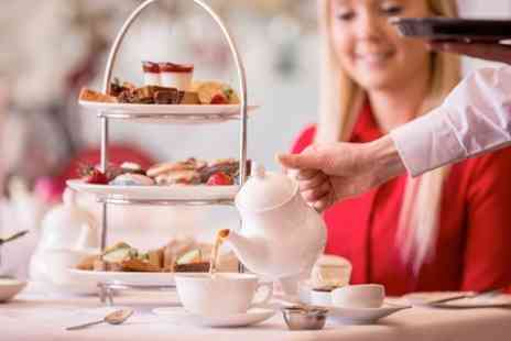Stormont Hotel - Sparkling Afternoon Tea For Two  - Save 40%