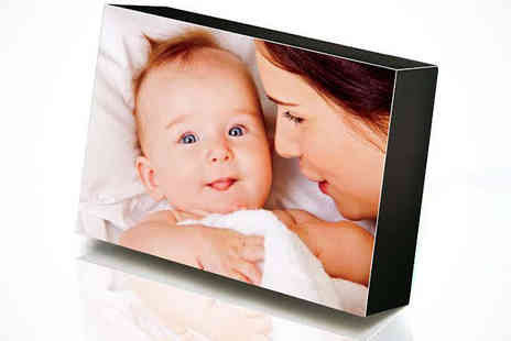 Uk Photo Deals - One  Photo Blocks - Save 75%