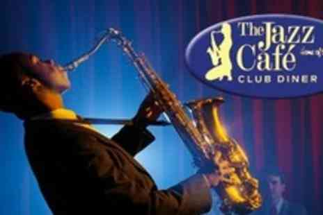 The Jazz Cafe - Night of Live Music With Dinner and Bottle of Prosecco For Two - Save 61%