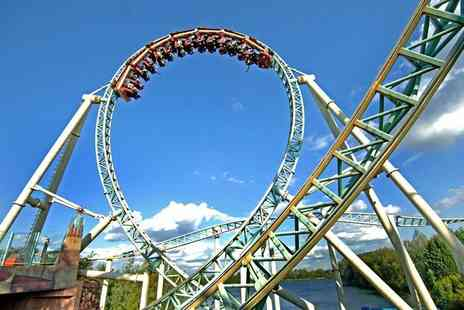 THORPE PARK - One night stay for Four including breakfast  - Save 33%