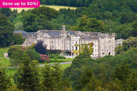 Cabra Castle - Two Night Stay for Two Daily Full Irish Breakfast - Save 50%