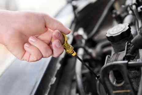 Kingsway Tyres - 54 Point Car Service Including Oil Change - Save 75%