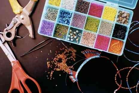 Bejewelled Academy - Vintage Jewellery Making Class For One - Save 49%