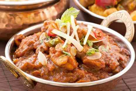 Sherwoods Restaurant - Two Course Indian Meal With Side Plus Coffee For Two - Save 0%