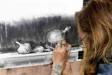 Classical Art Academy - Full Day Drawing Workshop - Save 68%