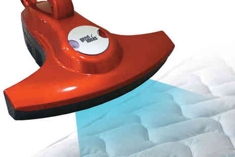 Good Ideas - UV Light Bed Vacuum Cleaner - Save 42%