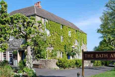 The Bath Arms - Overnight Quirky B&B Break  - Save 41%