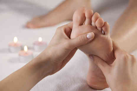 Talking Feet - Foot treatment including assessment callus and skin treatment and all day use of spa facilities - Save 60%