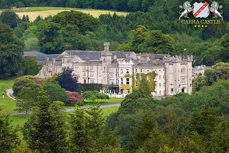 Cabra Castle - Two Night Co. Cavan Castle Break for Two with Breakfast - Save 50%