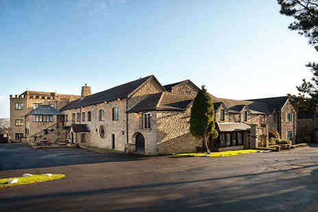 BEST WESTERN Derwent Manor Hotel - One Night Northumberland Stay for Two with Breakfast - Save 48%