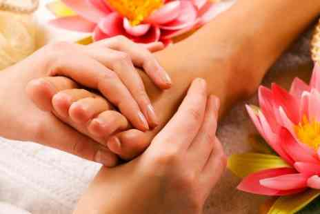 Roslin Beach Hotel - Reflexology  or Massage and Facial  - Save 50%