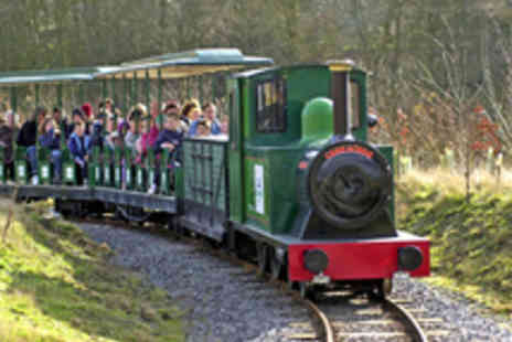 Conkers Discovery Centre - Family Ticket to Fun Filled Conkers Discovery Centre - Save 44%
