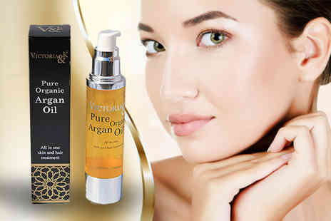 Body Toxing - 50ml bottle of 100% pure Argan Oil - Save 67%