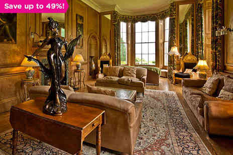 Ardanaiseig Hotel - Cosy Log Fires and Beautiful Lochs in Argyll - Save 49%