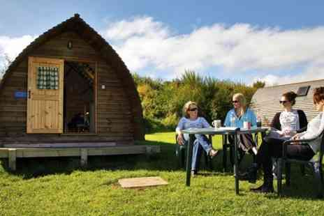 Pot a Doodle Do - Two Night Wigwam Stay For two - Save 50%