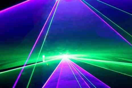 Quasar South Shields - Laser Maze Party For Ten - Save 58%