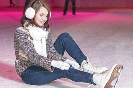 Lee Valley Ice Centre - Learn to Skate Five Day Course - Save 45%