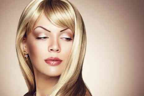 Inspirations Hair Design - Cut With Highlights or Colour - Save 54%