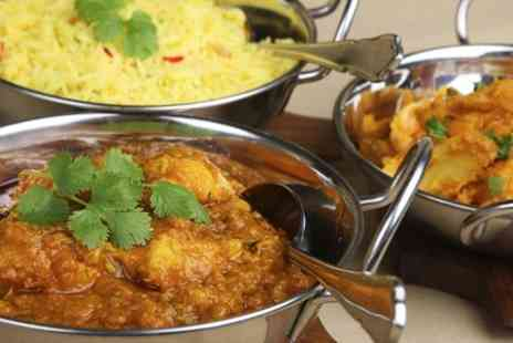 Mumbai Indian Restaurant - Two Course Indian Meal For Two  - Save 50%