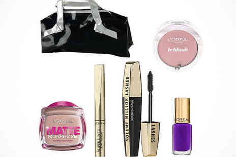 JustShe - Choice of Five Piece LOreal Make Up Set - Save 70%