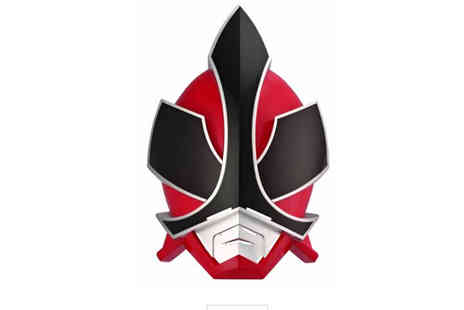 Bargainmax - Power Ranger Mask in Red or Blue - Save 67%