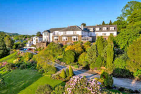 Hillthwaite House Hotel - One night  Lake District Break for Two  - Save 60%