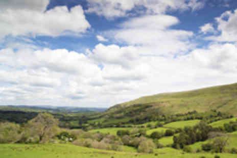 The Llanwenarth Hotel - Two Night Welsh Countryside Break for Two  - Save 38%
