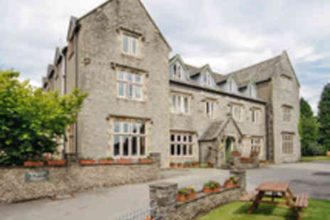 Stonecross Manor Hotel - One night Lake District Escape for Two with a Cream Tea and Three Course Dining - Save 50%