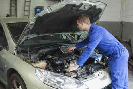 Topgear Autoparts - Car MOT or 54 Point Service - Save 74%