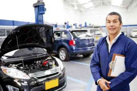 Poole bay motors - MOT Test With Winter Health Check  - Save 0%