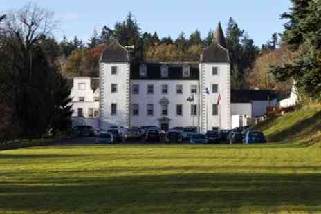 Mercure Barony Castle Hotel & Spa - One  Night Stay For Two With Dinner and Breakfast - Save 0%