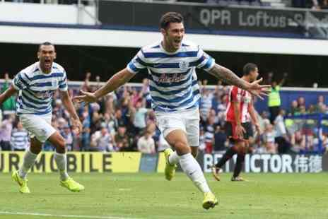 QPR FC - Entry to QPR FC v Aston Villa  Barclays Premier League Match Child   - Save 0%