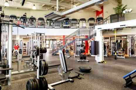 Lifestyle Fitness - Ten Day Gym Passes  - Save 80%