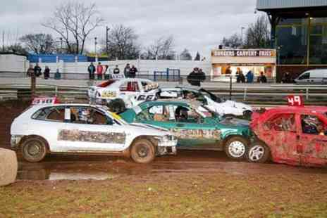 Startrax - Entry to Startrax Stock Car Racing  For Two Adults  - Save 0%